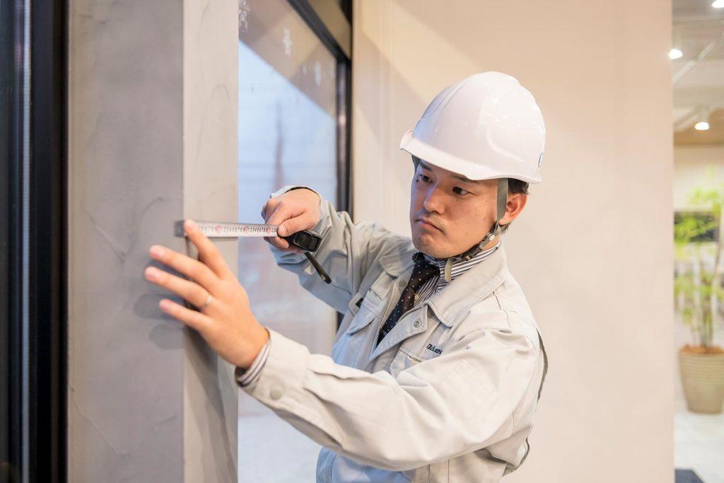 一般住宅の施工管理